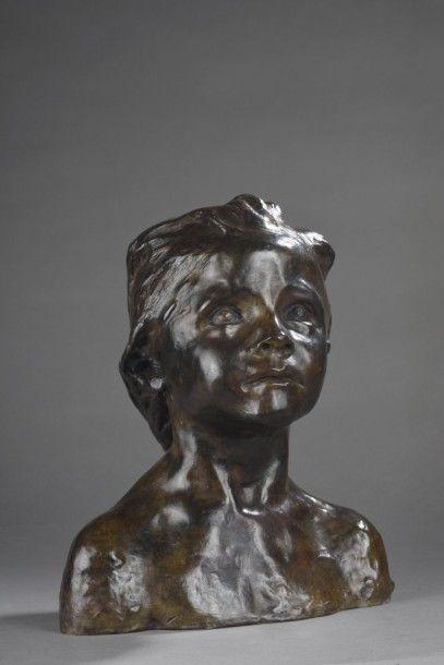 Camille Claudel (1864-1943) La petite châtelaine...