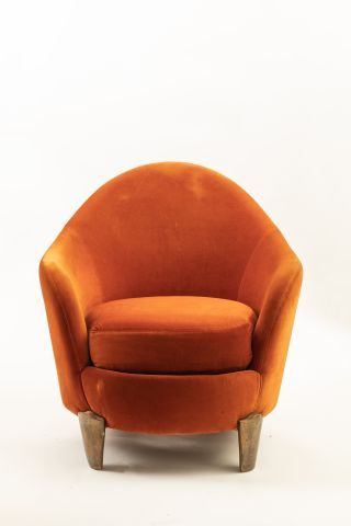 GAROUSTE BONETTI - Fauteuil modèle