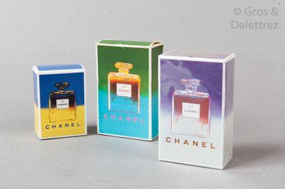 CHANEL Parfums - Ligne Andy Warhol