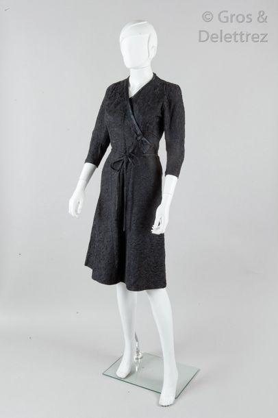 CHANEL haute couture circa 1957 n°06138
