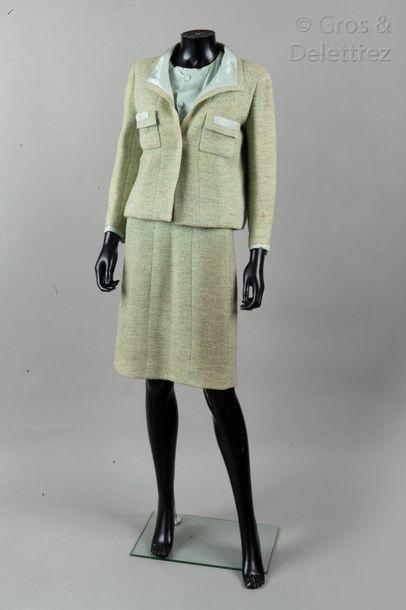 CHANEL haute couture n°08811 circa 1958