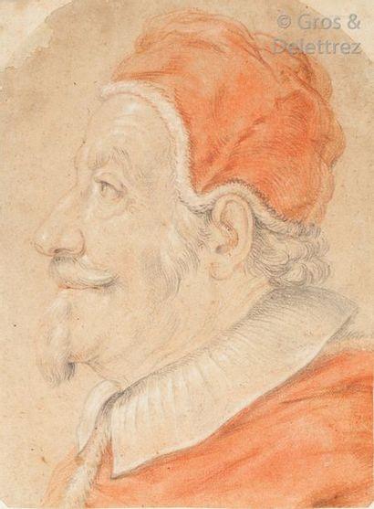 École italienne du XVIIesiècle Portrait...