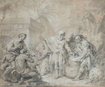 École française du XVIIIesiècle, entourage...