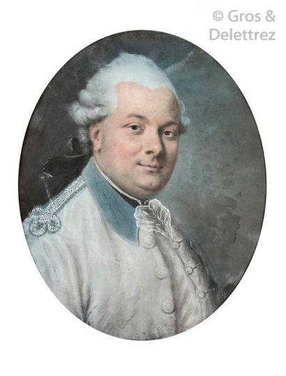 Attribué à Simon-Bernard LENOIR (1729-1791)...
