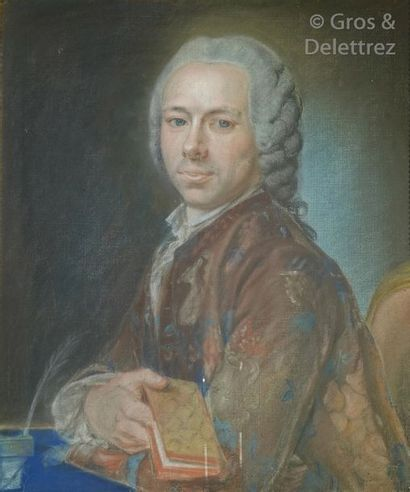 C. NOEL (portraitiste à Lille au XVIIIesiècle)....