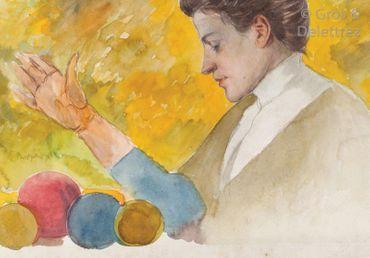 Michele MANZI dit Michel MANZI (1849-1915)...