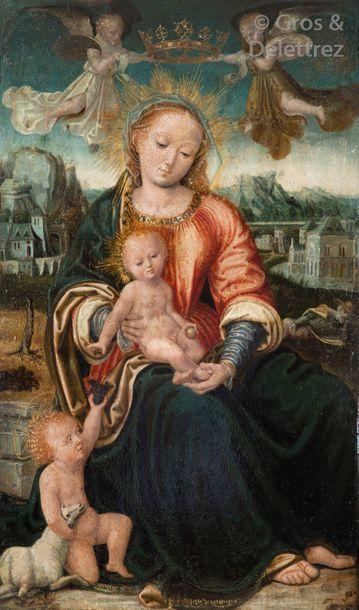 Girolamo GIOVENONE (Barengo (Novare) vers...