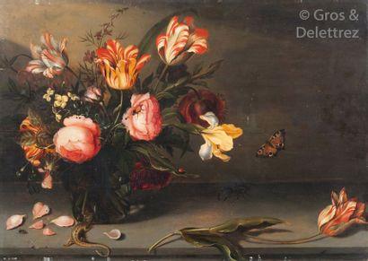 Jacob MARREL (Frankenthal 1613/1614 - Francfort-sur-le-Main...