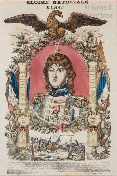 Epinal Gloire Nationale Murat et Galerie...