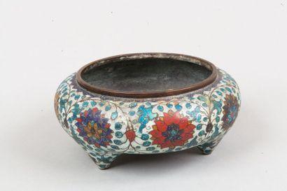 Chine, dans le style des Ming  Brûle-parfum...