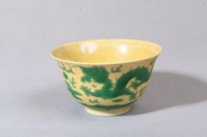Chine, période Guangxu, fin XIXe siècle  Petite...