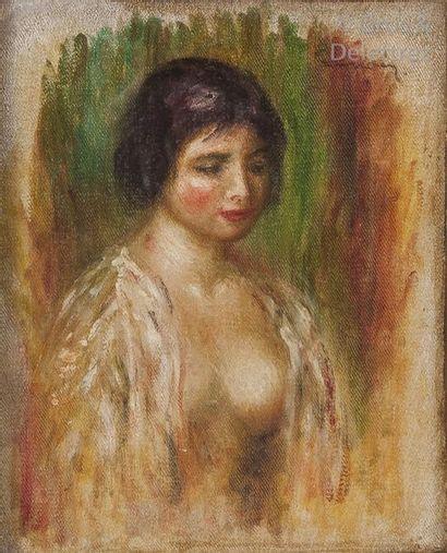 Attribué à Auguste RENOIR (1841-1919)