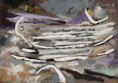 WOLFGANG PAALEN (1905-1959)  La rosée de...