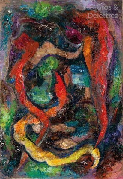 * VLADIMIR BARANOFF-ROSSINÉ (1888-1944)  Composition...