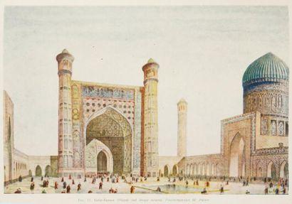 The Mosque of Bibi Khanum of Samarkand RATIYA...