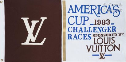 Louis VUITTON America's Cup 1983