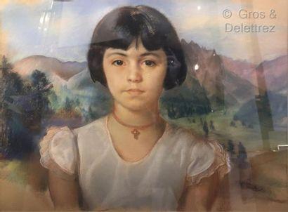 Eugène NARBONNE (1885-1973) ?  La petite...