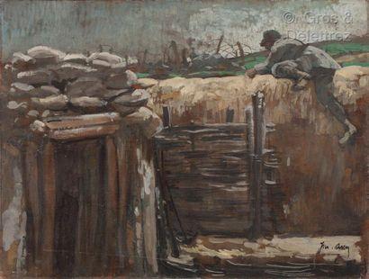Joseph Marius Jean AVY (Marseille 1871 -...