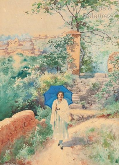 Emile RALAMBO (Antananarivo 1879 - Antananarivo...