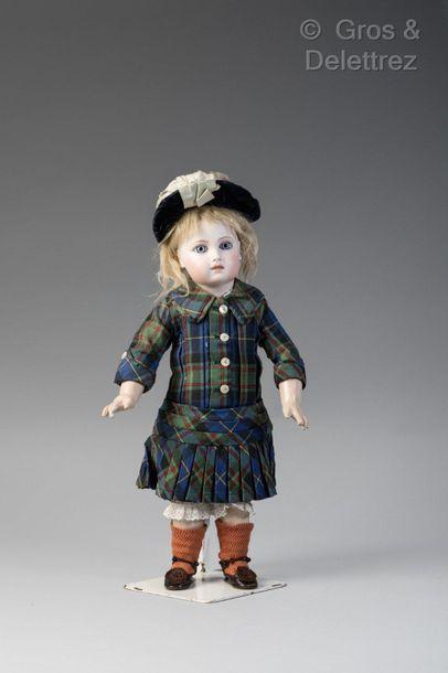 Magnifique Bébé Incassable Jumeau dit « Portrait...