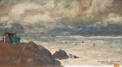 Ernest Pierre GUÉRIN (1887-1952)