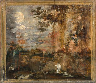 Gustave MOREAU(Paris 1826 - 1898 Paris)