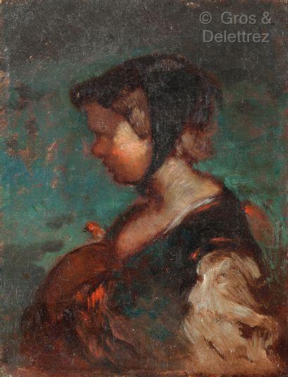 Dans le goût de Jean-François MILLET (1814-1875)