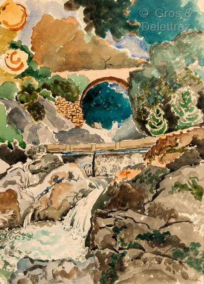 Auguste HERBIN (1882-1960)
