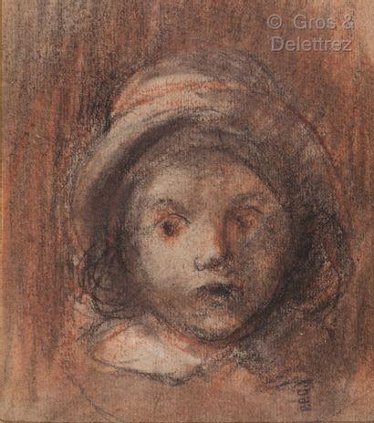 Pierre PUVIS de CHAVANNES (Lyon 1824 – Paris 1898)