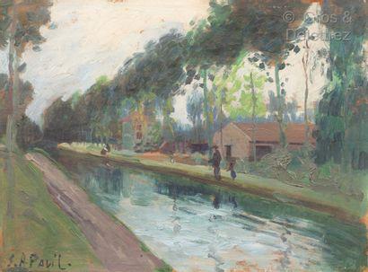 Élie Anatole PAVIL (1873-1948)