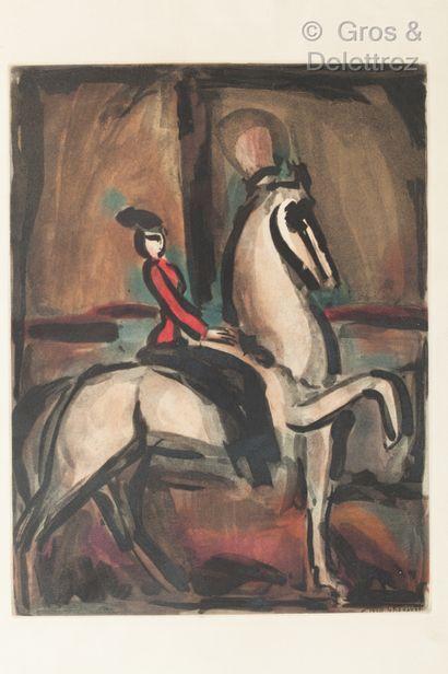 Georges ROUAULT (1871 - 1958)