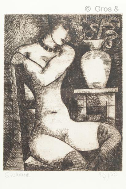 Marcel GROMAIRE (1892 - 1971)