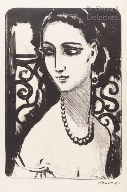 Kees VAN DONGEN (1877 - 1968)