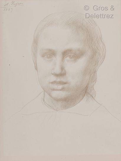 Alphonse LEGROS (Dijon 1837 – 1911 Watford)