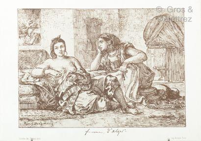 Eugène DELACROIX (1798 - 1863)