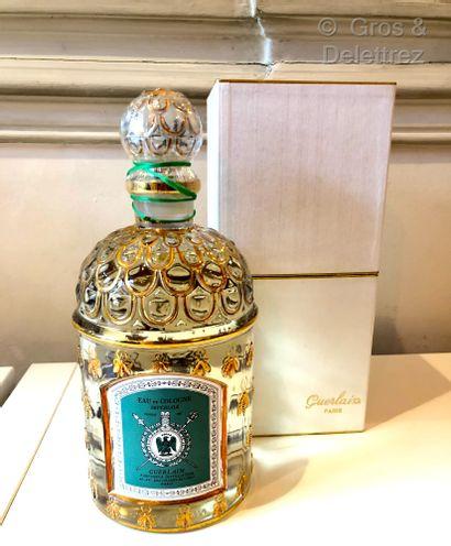Guerlain. Flacon d'eau de Cologne Impériale...