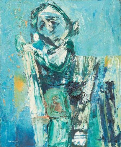 M'Hamed ISSIAKHEM (1928-1985)