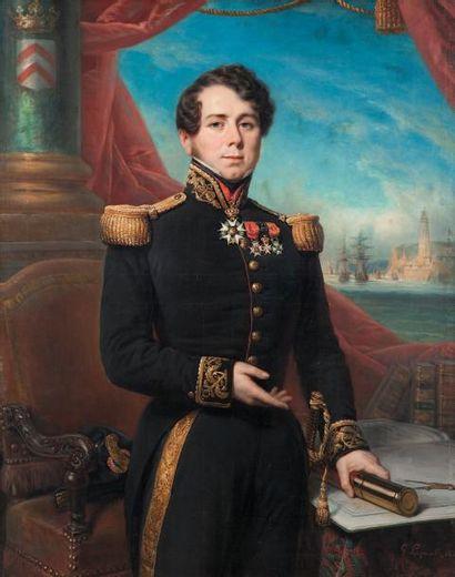 Gabriel LEPAULLE (1804-1886)