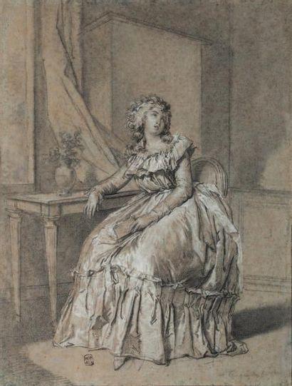Louis-Roland TRINQUESSE (Paris 1745 - Paris 1800)