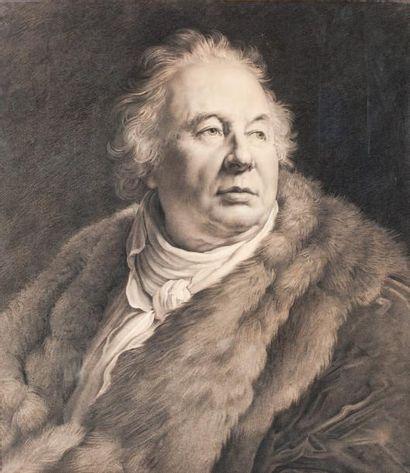 D'Après le BARON GERARD (Rome 1770 - Paris 1837)