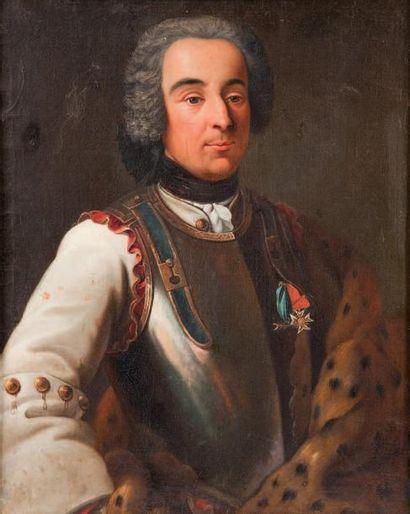 ECOLE FRANCAISE vers 1760