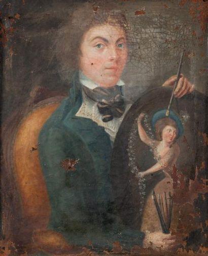 ECOLE FRANCAISE vers 1780