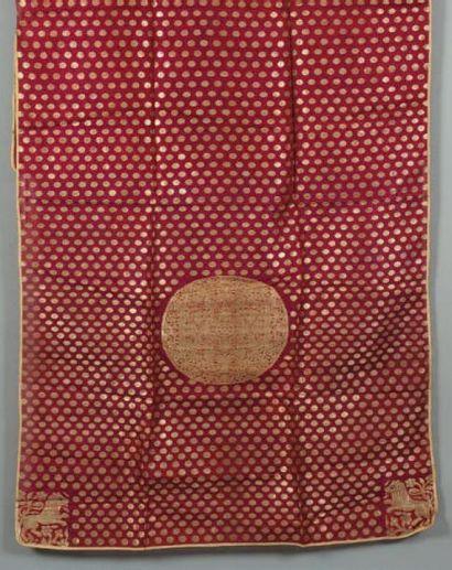 Un textile Indien ancien An antique Indian...