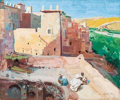 Jacques MAJORELLE (1886-1962)