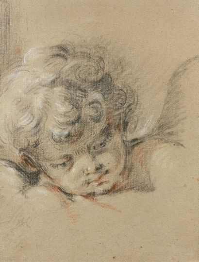 Attribué à François BOUCHER (1703-1770)