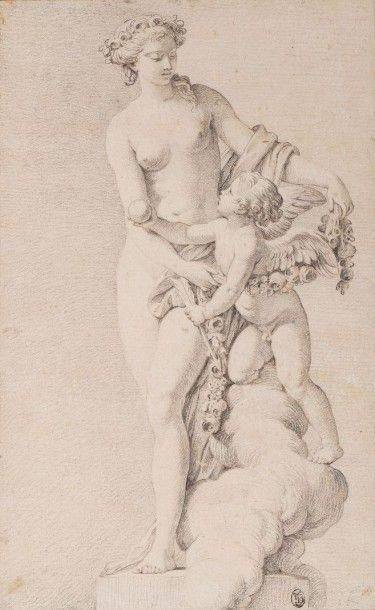 Augustin PAJOU (Paris 1730-1809)