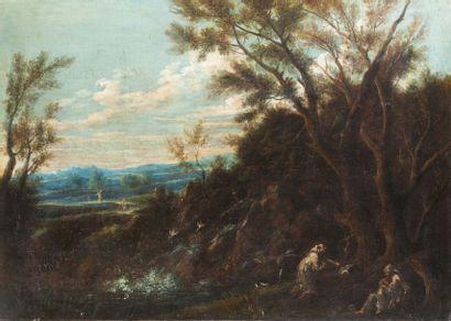 Dans le goût de Alessandro MAGNASCO (1667-1749)