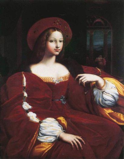 D'après Giulio ROMANO (XVIIème siècle)