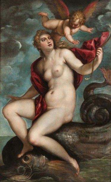 Jacopo PALMA dit PALMA le Jeune (Venise 1548-1628)