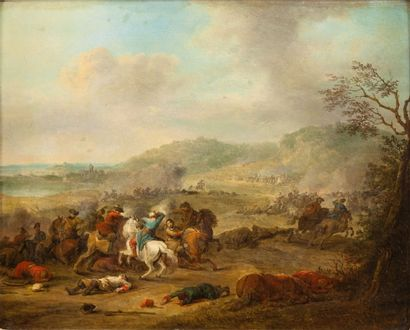 Carel BREDAEL (1678- 1733)